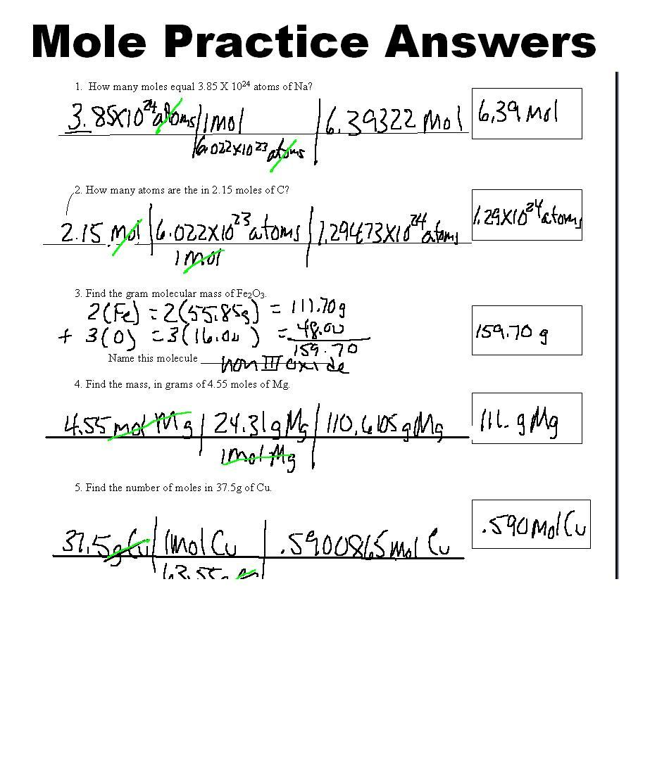 Periodicity chp7 practice problems answers pg 1 ccuart Images